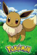 Pokemon Eevee 61 x 91cm Juliste
