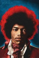 Jimi Hendrix Both Sides of the Sky 61 x 91 cm Juliste
