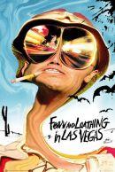 Fear and Loathing in Las Vegas 61 x 91cm Juliste