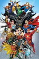 DC Comics Rebirth 61 x 91cm Juliste