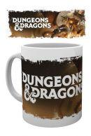 Dungeons & Dragons Tiamat muki