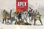 Apex Legends Group Shot 61 x 91 cm Juliste