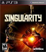 Singularity PS3 *käytetty*