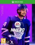 NHL 20 Xbox One *käytetty*