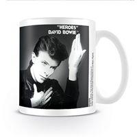 David Bowie Heroes muki