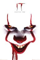 It Chapter Two Pennywise Face 61 x 91cm Juliste
