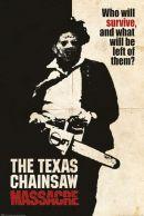 Texas Chainsaw Massacre Who Will Survive? 61 x 91cm Juliste