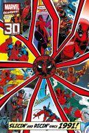 Deadpool Shattered Juliste 61 x 91cm