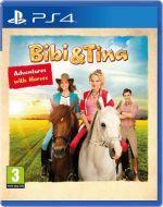 Bibi & Tina: Adventures With Horses PS4