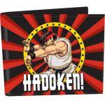 Street Fighter Hadoken Lompakko