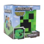 Minecraft Creeper Lamppu