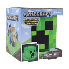 Minecraft Creeper Lamppu