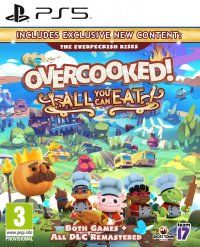 Overcooked: All You Can Eat PS5