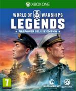 World of Warships: Legends - Firepower Deluxe Edition Xbox One