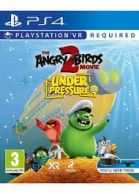 Angry Birds The Movie 2: Under Pressure VR PS4 *käytetty*