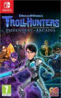 Dreamworks Trollhunters Defenders of Arcadia Nintendo Switch