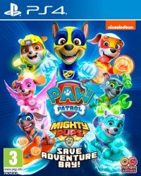 Paw Patrol Mighty Pups Save PS4