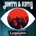 Jontti & Koti6 : Leipäjono CD