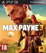 Max Payne 3 PS3 *käytetty*