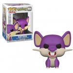POP! Games: Pokemon - Rattata #595