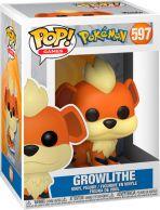POP! Games: Pokemon - Growlithe #597