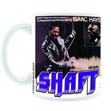 Isaac Hayes Shaft Official Album Cover Muki