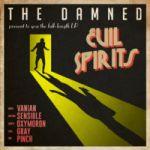 The Damned : Evil Spirits LP (vihreä vinyyli), RSD 2020 Part 1