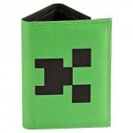 Minecraft Creeper Face lompakko