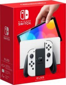 Nintendo Switch OLED konsoli valkoinen Nintendo Switch