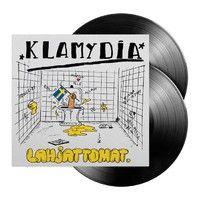 Klamydia : Lahjattomat 2-LP