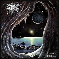 Darkthrone : Eternal Hails Black LP