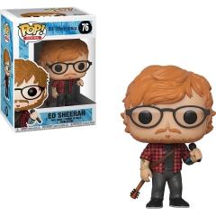 POP! Rocks: Ed Sheeran - Ed Sheeran #76