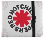 Red Hot Chili Peppers White Asterisk Lompakko