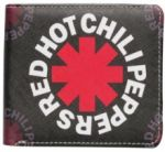 Red Hot Chili Peppers Black Asterisk Lompakko