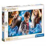 Harry Potter Expecto Patronum Palapeli, 500 palaa