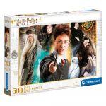 Harry Potter Harry at Hogwarts Palapeli, 500 palaa