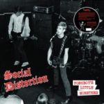 Social Distortion : Poshboys Little Monsters LP
