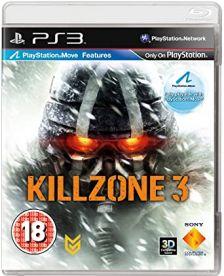 Killzone 3 PS3 *käytetty*