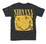 Nirvana Box Smiley T-paita