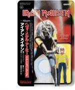 Iron Maiden ReAction Figure Maiden Eddie Japan 10cm