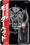 Motörhead ReAction Figure Japanese Chrome 10cm