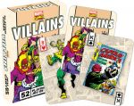 Marvel Retro Villains Pelikortit