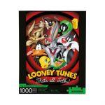 Looney Tunes Thats All Folks Palapeli, 1000 palaa