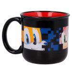 Sonic the Hedgehog muki