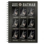 DC Comics Batman A5 Vihko