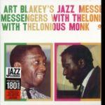 Art Blakey's Jazz Messengers With Thelonious Monk LP