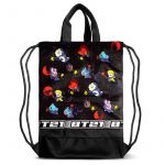 BTS BT21 Squad Gym Bag Laukku