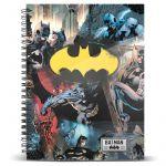 DC Comics Batman Darkness A5 Vihko