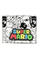 Super Mario Logo Lompakko
