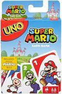 UNO Super Mario Bros Pelikortit